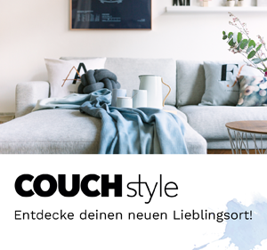 neu aus roomido wird couchstyle sch ner wohnen. Black Bedroom Furniture Sets. Home Design Ideas