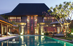 "Indonesien: Hotel ""Bulgari Resort"""