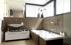 kleines bad gestalten sch ner wohnen. Black Bedroom Furniture Sets. Home Design Ideas