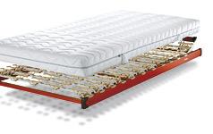 federrahmen oder boxspring matratzen sch ner wohnen. Black Bedroom Furniture Sets. Home Design Ideas