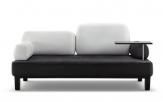 sofa floyd von wittmann sch ner wohnen. Black Bedroom Furniture Sets. Home Design Ideas
