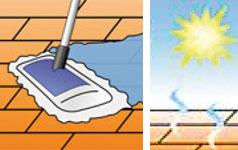 Fliesen reinigen pflegen sch ner wohnen for Boden nass aufnehmen