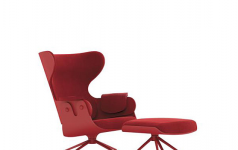 sessel lounger von barcelona design sch ner wohnen. Black Bedroom Furniture Sets. Home Design Ideas
