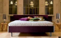 bett someo von r wa sch ner wohnen. Black Bedroom Furniture Sets. Home Design Ideas