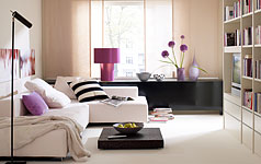 schmale r ume optimal einrichten sch ner wohnen. Black Bedroom Furniture Sets. Home Design Ideas