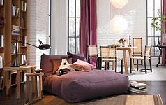 gro e r ume wohnr ume gekonnt gestalten sch ner wohnen. Black Bedroom Furniture Sets. Home Design Ideas