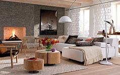 Favorit Große Räume - Wohnräume gekonnt gestalten - [SCHÖNER WOHNEN] MG05