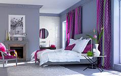 niedrige decken tricks mit m beln licht und farbe sch ner wohnen. Black Bedroom Furniture Sets. Home Design Ideas