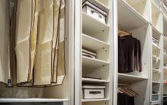 ordnung im kleiderschrank diese tipps helfen beim organisieren sch ner wohnen. Black Bedroom Furniture Sets. Home Design Ideas