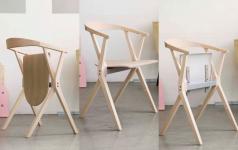 stuhl b von konstantin grcic bei bd design sch ner wohnen. Black Bedroom Furniture Sets. Home Design Ideas