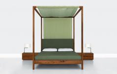 himmelbett s e tr ume f r kinder und erwachsene. Black Bedroom Furniture Sets. Home Design Ideas