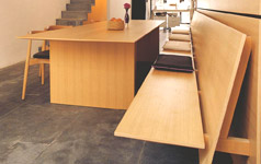 weniger ist mehr k che b3 von bulthaup k che sch ner wohnen. Black Bedroom Furniture Sets. Home Design Ideas