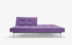 sofa in jeans sch ner wohnen. Black Bedroom Furniture Sets. Home Design Ideas