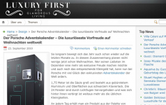 adventskalender von porsche f r eine million sch ner wohnen. Black Bedroom Furniture Sets. Home Design Ideas