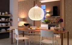 leuchten sch ner wohnen. Black Bedroom Furniture Sets. Home Design Ideas