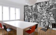schallschlucker f r die wand sch ner wohnen. Black Bedroom Furniture Sets. Home Design Ideas
