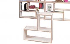 flexibles regal bei kunstschule sch ner wohnen. Black Bedroom Furniture Sets. Home Design Ideas