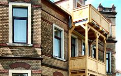 balkonanbau sch ner wohnen. Black Bedroom Furniture Sets. Home Design Ideas