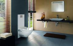 das luxus wc sch ner wohnen. Black Bedroom Furniture Sets. Home Design Ideas