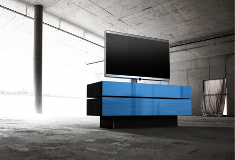 tv m bel f r jeden wohnstil sch ner wohnen. Black Bedroom Furniture Sets. Home Design Ideas
