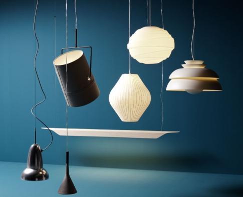 beleuchtung einrichten sch ner wohnen. Black Bedroom Furniture Sets. Home Design Ideas