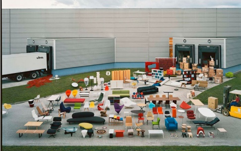 factory sale bei vitra in weil am rhein tipp des tages sch ner wohnen. Black Bedroom Furniture Sets. Home Design Ideas