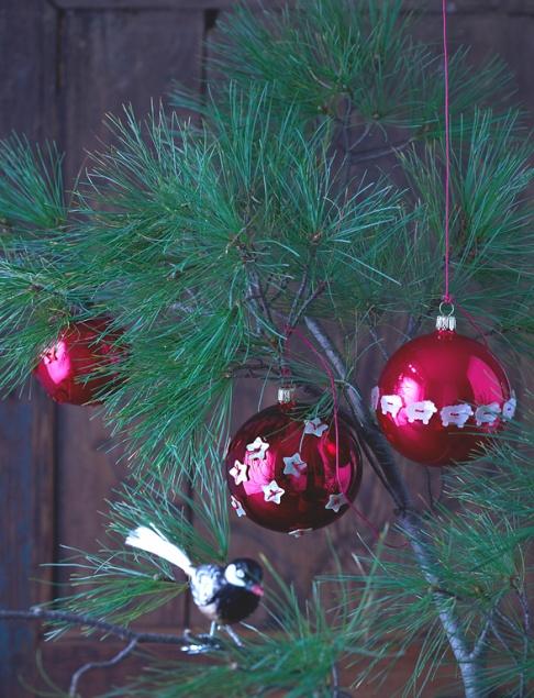 der weihnachtsbaum weihnachten sch ner wohnen. Black Bedroom Furniture Sets. Home Design Ideas