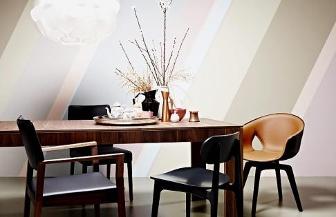 den essplatz einrichten esszimmer sch ner wohnen. Black Bedroom Furniture Sets. Home Design Ideas