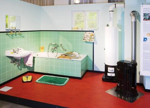 700 jahre bad und badekultur sch ner wohnen - Badezimmer 50er ...