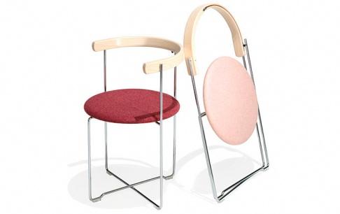 stuhl klassiker s ley in neuauflage sch ner wohnen. Black Bedroom Furniture Sets. Home Design Ideas
