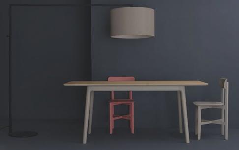 esstisch e8 aus eichenholz bei zeitraum tipp des tages sch ner wohnen. Black Bedroom Furniture Sets. Home Design Ideas