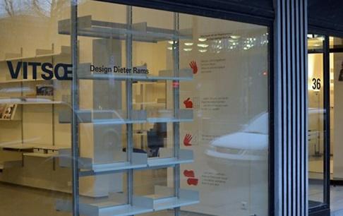 vitsoe er ffnet flagship store in m nchen sch ner wohnen. Black Bedroom Furniture Sets. Home Design Ideas