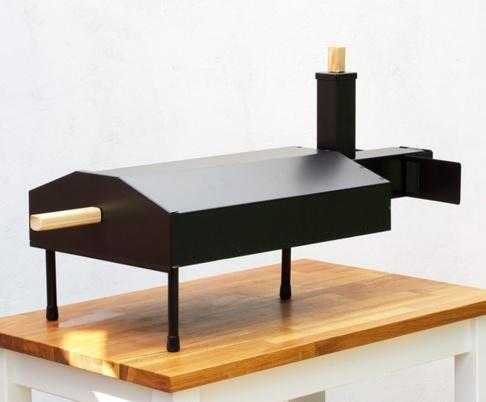 pizzaofen uuni f r zu hause tipp des tages sch ner wohnen. Black Bedroom Furniture Sets. Home Design Ideas