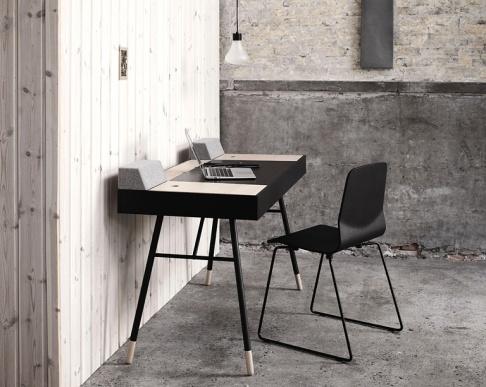 schreibtisch occa neu bei boconcept sch ner wohnen. Black Bedroom Furniture Sets. Home Design Ideas