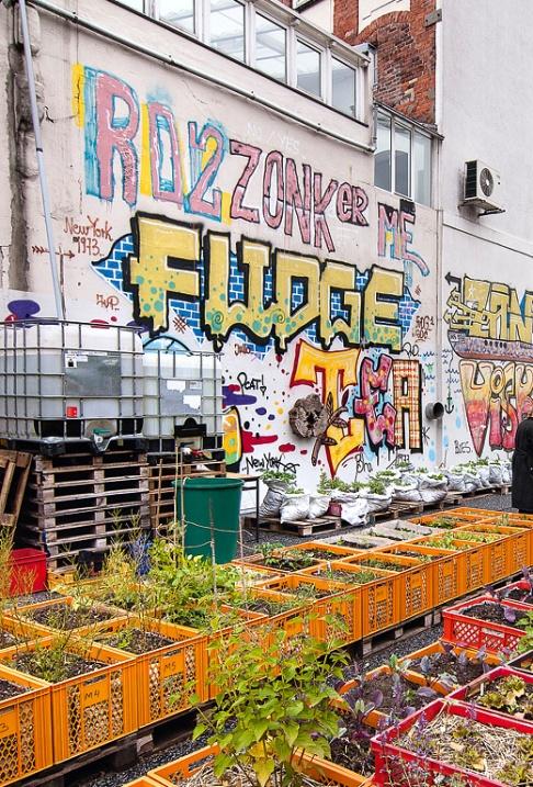 urban gardening gemeinschaftsg rten in der stadt. Black Bedroom Furniture Sets. Home Design Ideas