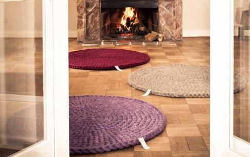 teppiche aus regionaler schafwolle bei mariemeers sch ner wohnen. Black Bedroom Furniture Sets. Home Design Ideas