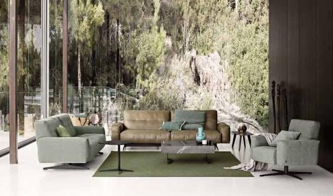 sofa 50 bei rolf benz sch ner wohnen. Black Bedroom Furniture Sets. Home Design Ideas