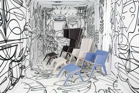 designmonat graz mit festivals ausstellungen und aktionen sch ner wohnen. Black Bedroom Furniture Sets. Home Design Ideas