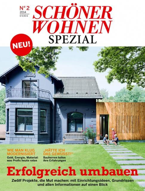 sch ner wohnen spezial erfolgreich umbauen sch ner wohnen. Black Bedroom Furniture Sets. Home Design Ideas