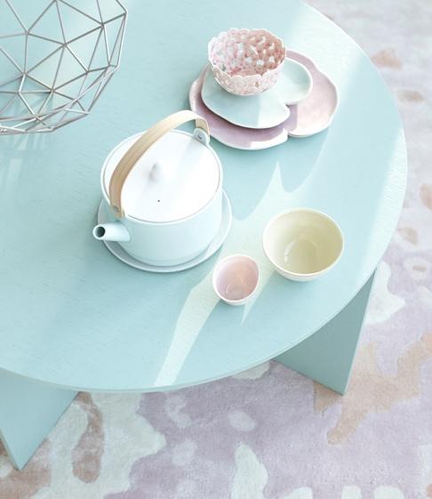 Vliestapete Schöner Wohnen 6 Betonoptik Grau Dhalde: Pastellfarben: So Richten Sie Mit Pastelltönen Ein