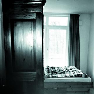 eine kleine kammer wird zum traumhaften schlafzimmer schlafzimmer sch ner wohnen. Black Bedroom Furniture Sets. Home Design Ideas