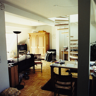 neues raumkonzept vergr ert wohnung sch ner wohnen. Black Bedroom Furniture Sets. Home Design Ideas