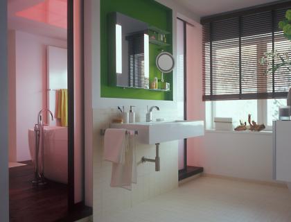 vorher nachher wellness oase badezimmer sch ner wohnen. Black Bedroom Furniture Sets. Home Design Ideas