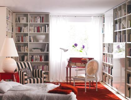 vorher nachher schlafzimmer mit vielen funktionen sch ner wohnen. Black Bedroom Furniture Sets. Home Design Ideas