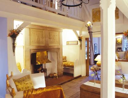 britischer landhausstil sch ner wohnen. Black Bedroom Furniture Sets. Home Design Ideas