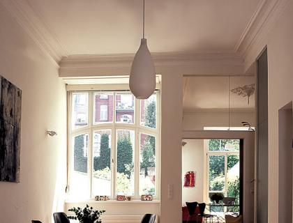 familiendomizil aus der gr nderzeit sch ner wohnen. Black Bedroom Furniture Sets. Home Design Ideas