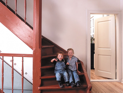 nachher fast ein neubau bild 3 sch ner wohnen. Black Bedroom Furniture Sets. Home Design Ideas