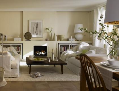 Möbel Landhausstil Wohnzimmer | Cyclonit, Innenarchitektur Ideen