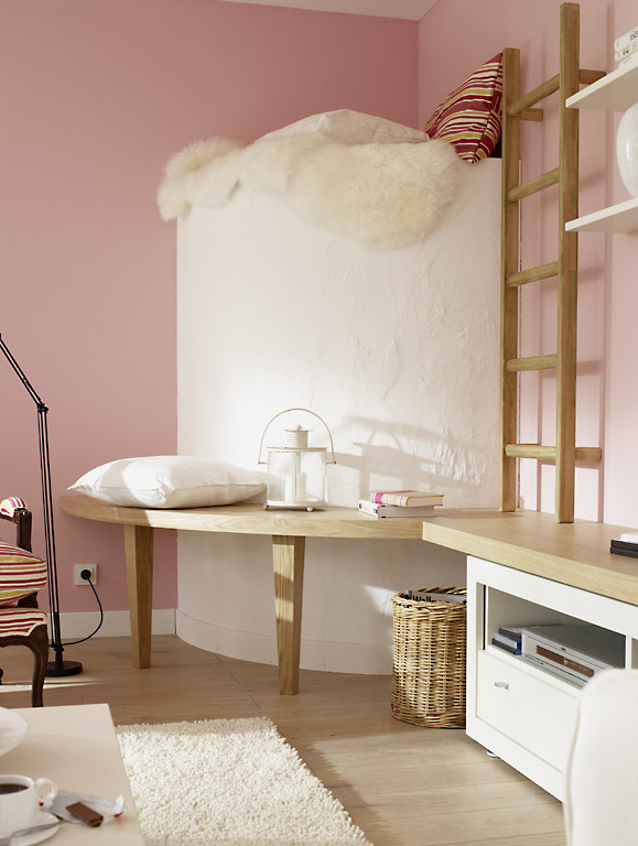 Neue leichtigkeit durch helle farben wohnzimmer sch ner wohnen - Haus einrichten moebel helle farben ...