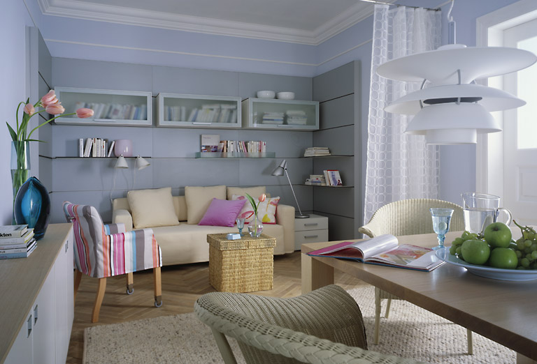 esszimmer mit kuschelecke kombi raum sch ner wohnen. Black Bedroom Furniture Sets. Home Design Ideas